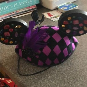 Purple Ears